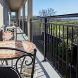 Suite, 1 Bedroom - Balcony View