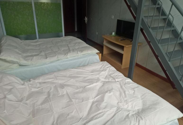 De Fu Xuan Hotel, Qingdao, Loft, Guest Room