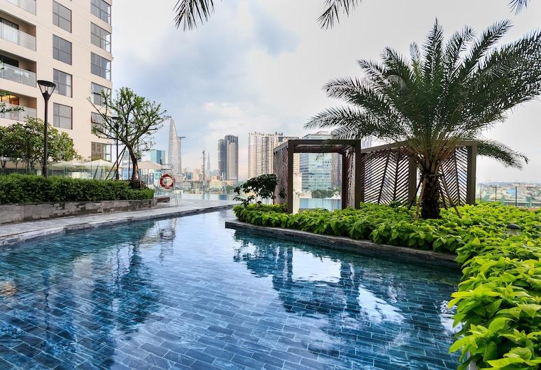 Jennifer House - Millenium Apartment, Ho Chi Minh City, Lake