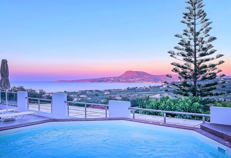 Casa Di Creta με θερμαινόμενη πισίνα, Χανιά