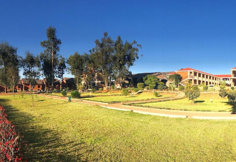 ILO Hotel, Antananarivo, Garden