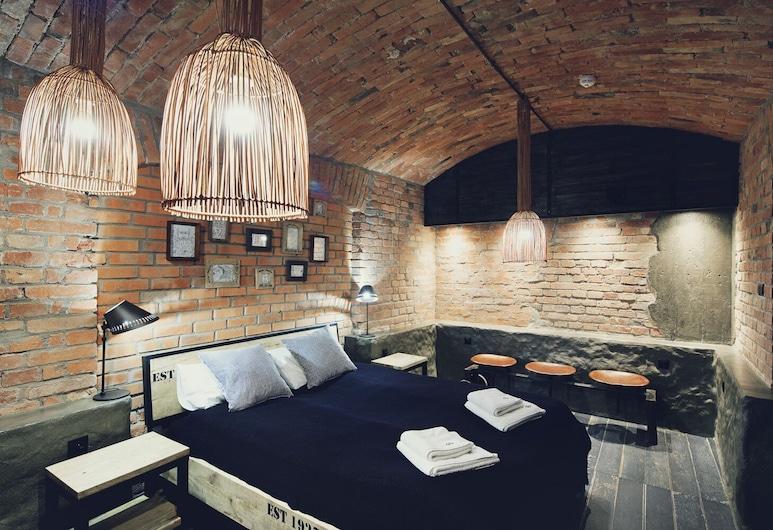 Habitat Apartments, Krakow, Apartment, Ground Floor, Room