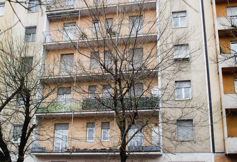 Gambara Citylife Urban Nest, Μιλάνο, Πρόσοψη καταλύματος