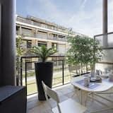 Lägenhet - 1 sovrum - Terrass