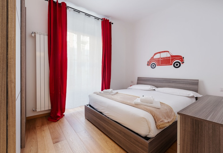 Buenos Aires & Lima Cosy Flat, Milan, Apartment, 1 Bedroom, Non Smoking, Room