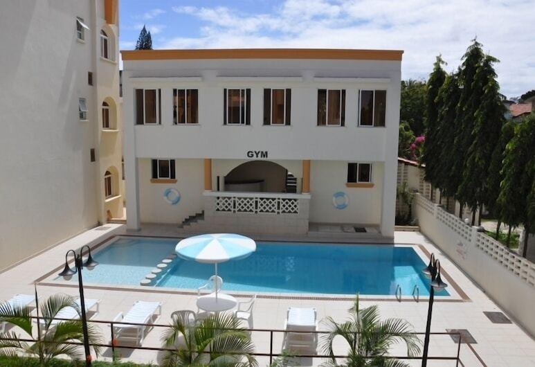 Nesma Homes, Mombasa, Välibassein