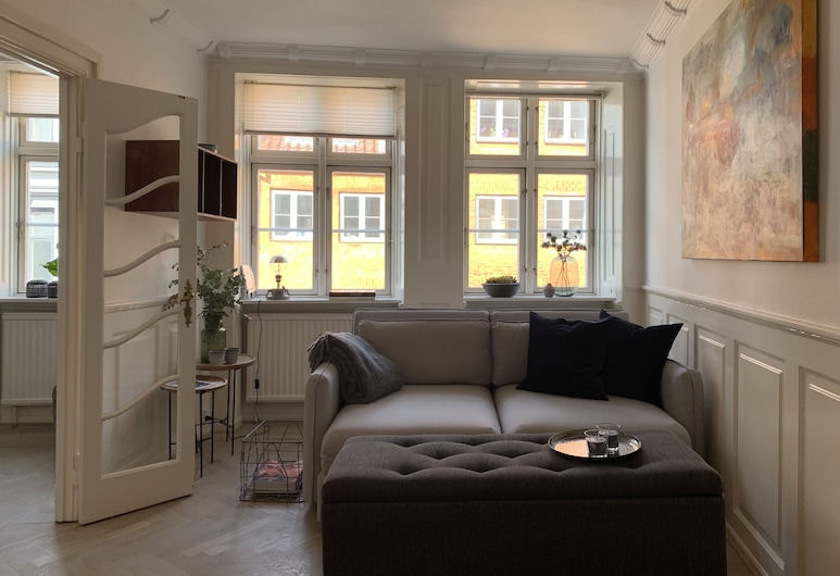 Best Stay Copenhagen Ny Adelgade 7 2nd , Copenhague, Coin séjour