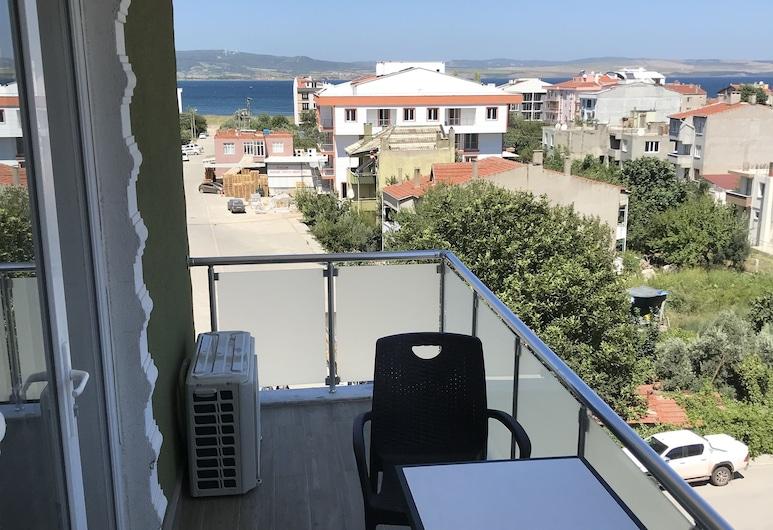 阿莱西亚酒店, 拉普塞基, 豪华双人房, 阳台, 海景, 阳台
