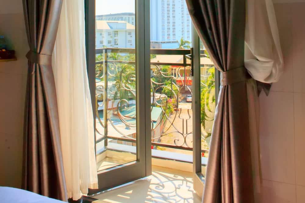 Traditional-Zweibettzimmer - Ausblick vom Zimmer