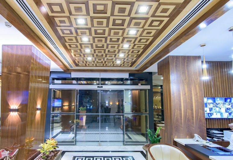 MUSCAT GATE HOTEL, Muscat, Interior Entrance