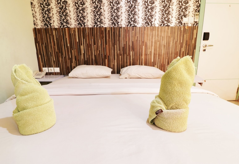 綠飯店, 望加錫, 標準雙人房, 客房