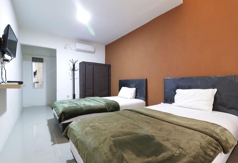 El Dhiya Syariah Tangerang, Tangerang, Double Room, Guest Room