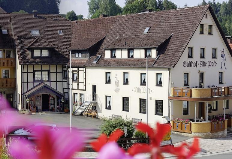Gasthof-Pension Alte Post, Obertrubach