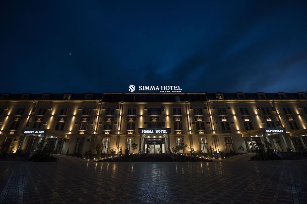 Simma Hotel spa and waterpark