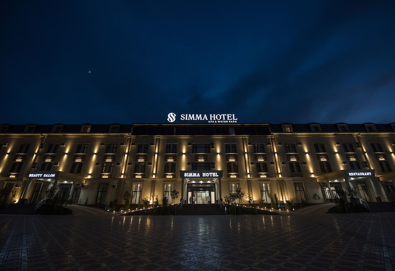 Simma Hotel spa and waterpark, Tashkent