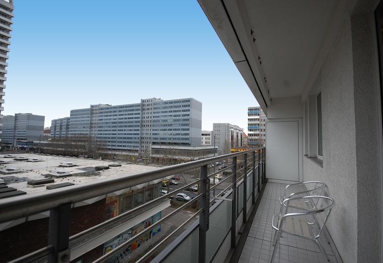 Centro Apartment - Leipziger Strasse 46, Berlin, Centro Apartment - Leipziger Strasse 46, Balcon