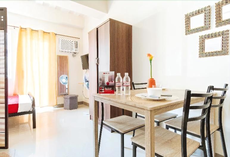 Reddoorz @ Kassel Residences Paranaque, Parañaque, Chambre