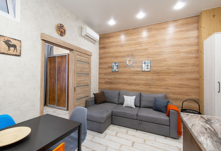 More Apartments na Avtomobilnom 58A (2), Krasnaya Polyana