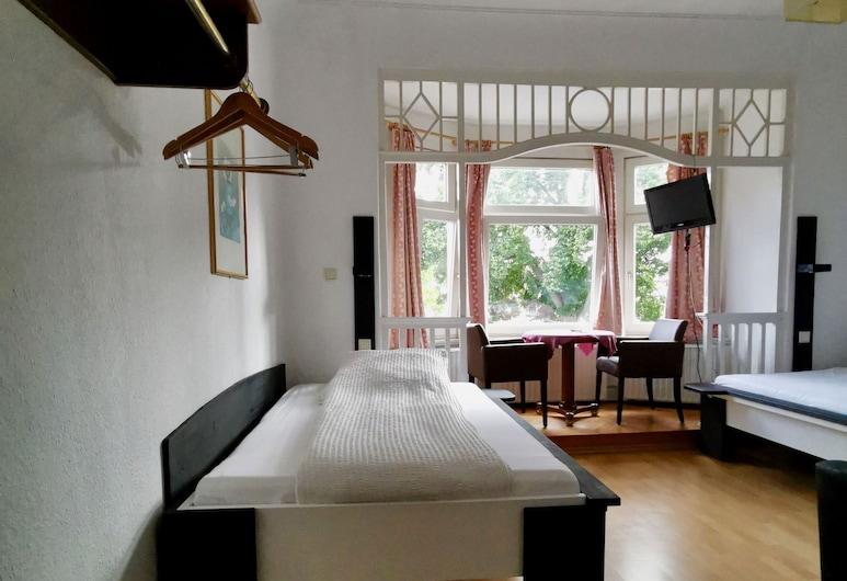 Pension Akropolis, Rellingen, Habitación estándar con 2 camas individuales, Habitación