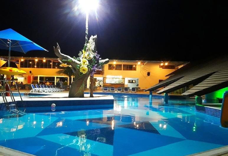 Hotel Brisa da Praia, Porto Seguro, Välibassein