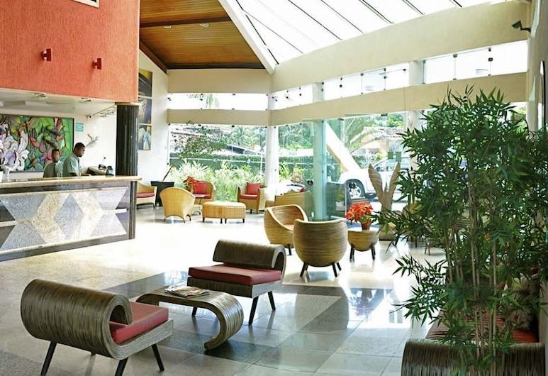 Hotel Brisa da Praia, Porto Seguro, Recepció