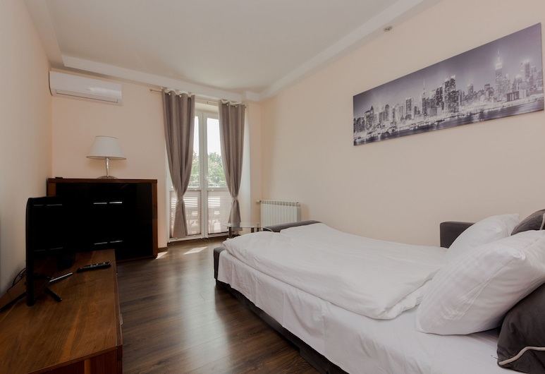 ShortStayPoland Staszica B76, Βαρσοβία, Comfort Διαμέρισμα, Δωμάτιο