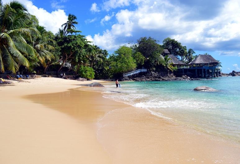 Sundown Beach Villa, Mahé, Playa