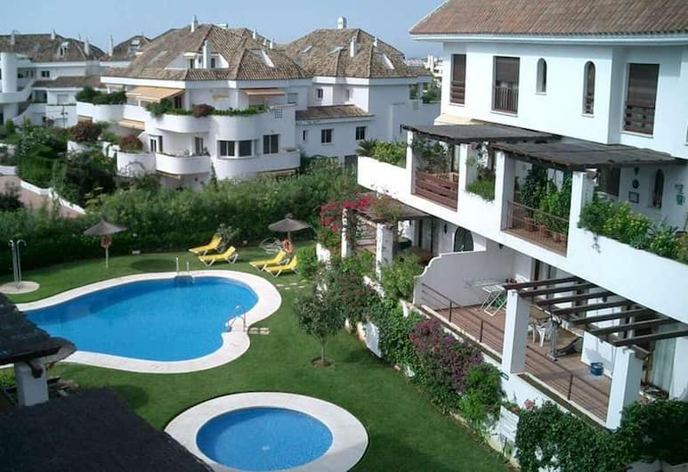 Apartment With 3 Bedrooms in Marbella, With Wonderful sea View, Pool Access and Balcony - 3 km From the Beach, Marbella