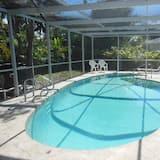 บ้านพัก, 4 ห้องนอน - สระว่ายน้ำ