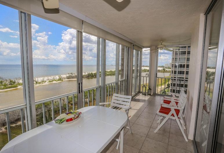 克雷錫恩特飯店 601, 梅爾堡海灘, 公寓客房, 2 間臥室, 陽台
