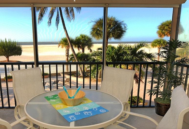 卡洛斯點飯店 115, 梅爾堡海灘, 公寓客房, 2 間臥室, 陽台
