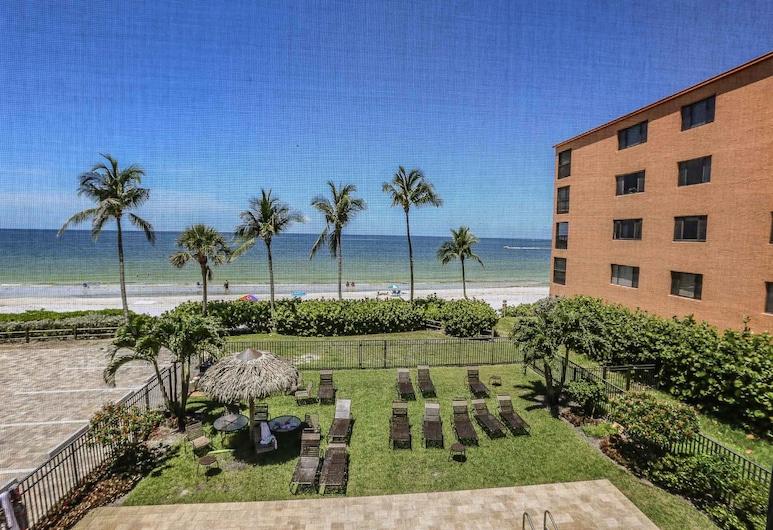 濱海別墅飯店 303, 梅爾堡海灘, 公寓客房, 2 間臥室, 住宿範圍