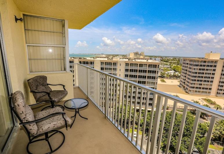 Estero Beach and Tennis 1001a, Fort Myers Beach, Daire, 1 Yatak Odası, Balkon