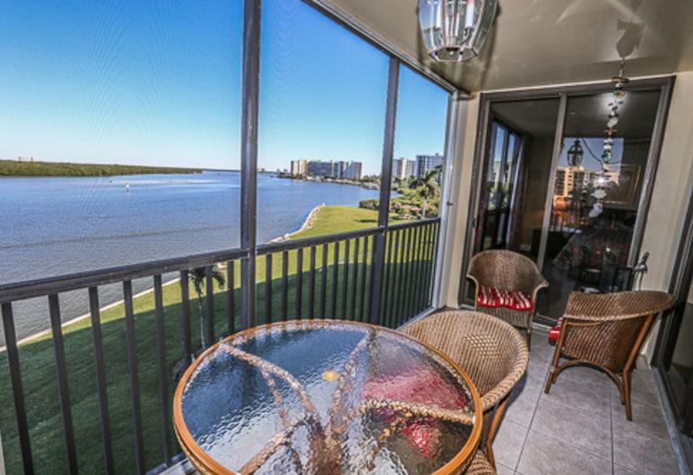 Palms 3B, Fort Myers Beach, Condo, 2 Bedrooms, Balcony