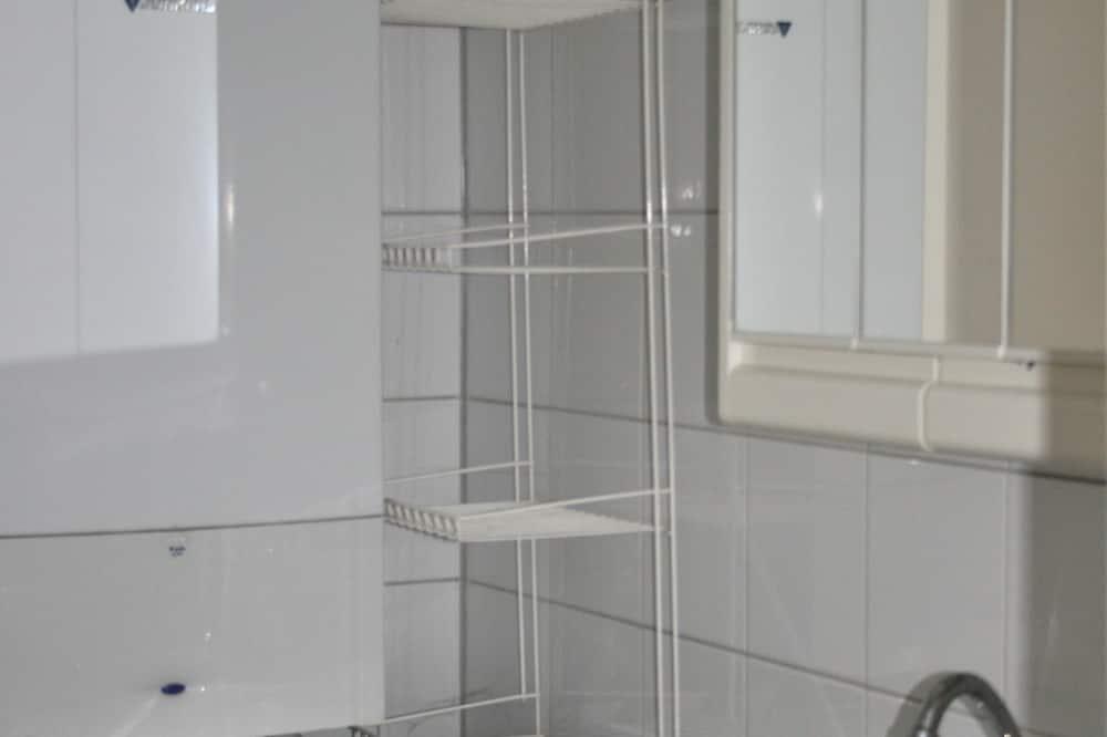 ファミリー アパートメント 1 階 (incl. 50 EUR Cleaning Fee) - バスルームのシンク