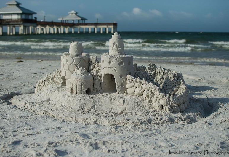 138 Delmar, Fort Myers Beach, Dom, 1 sypialnia, Plaża