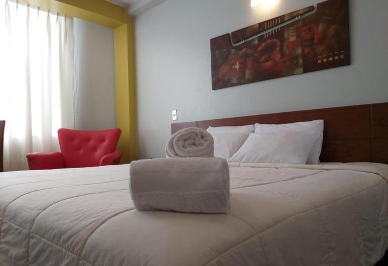 Sumaq Inn Hotel, Lima, Chambre