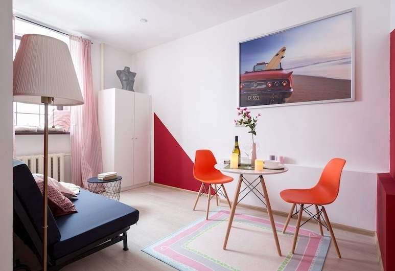RedHouse Studio Apartment, Moskva