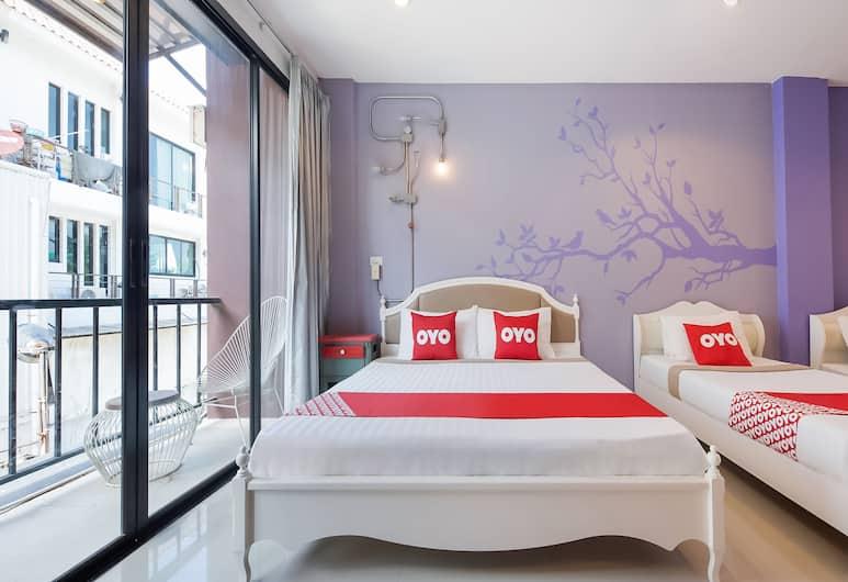 โอโย 269 โรงแรมอายดา หัวหิน, อ.หัวหิน, ห้องแฟมิลี่สวีท, ห้องพัก