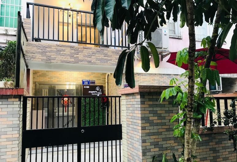安吉拉別墅二號, 廣州市, 住宿入口