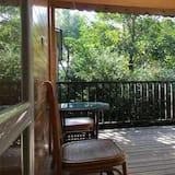 Cabin, 2 Bedrooms - Balcony View