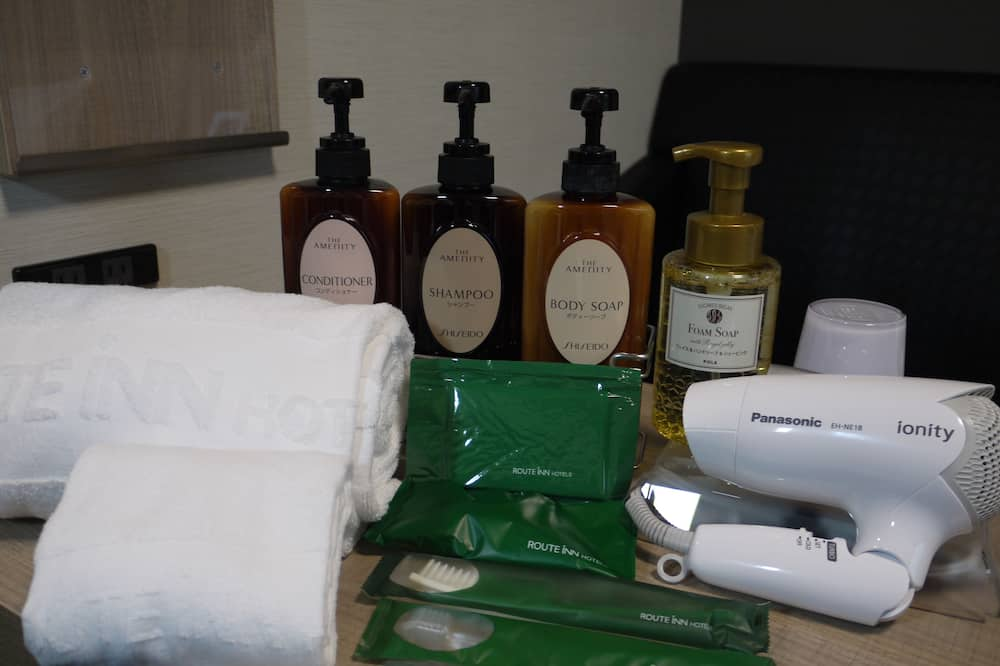 スーペリア ツインルーム 禁煙 - バスルームの設備