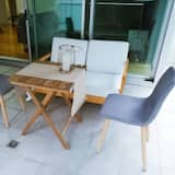 Apartment 1507 on George St - 2 bedrooms 2 bathrooms in Brisbane City - Balcony