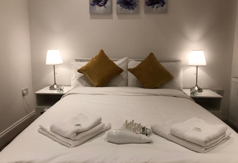 霍洛威獨特公寓酒店 - 芬斯貝里公園, 倫敦, 客房