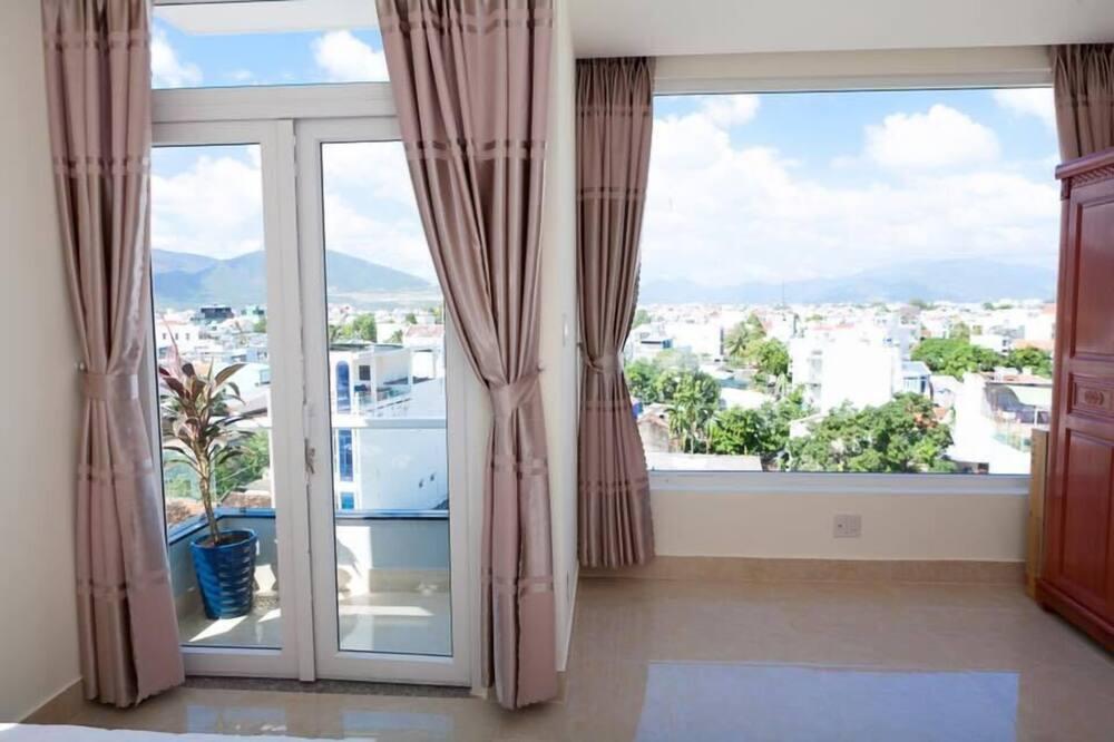 Vierbettzimmer - Ausblick vom Zimmer