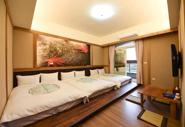綠之丘民宿, 台東市, 家庭客房, 客房