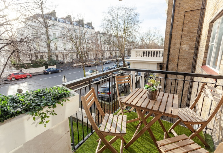 3 Bedrooms  Apartment  Central London, London, Luxury-Apartment, Terrasse/Patio