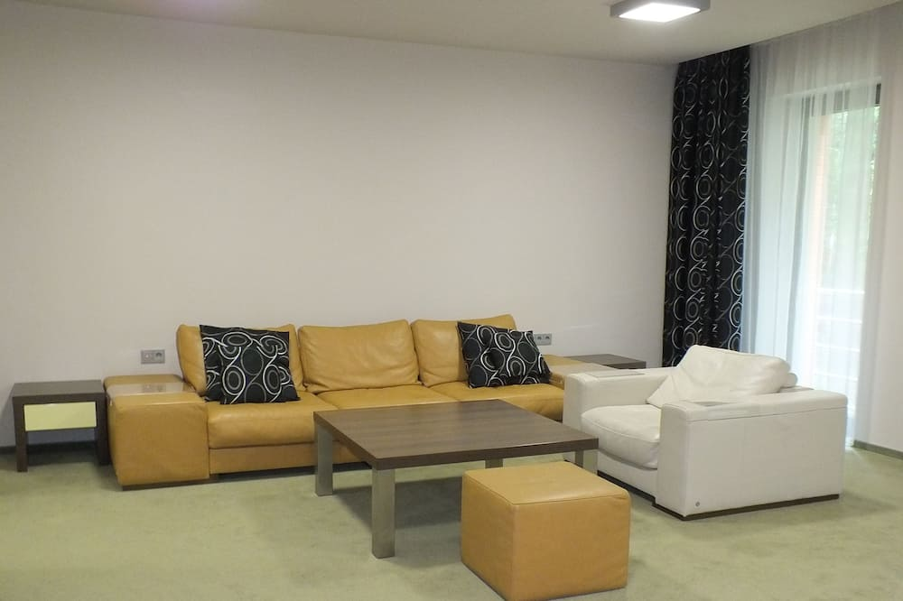 Presidential Apartment - Living Area