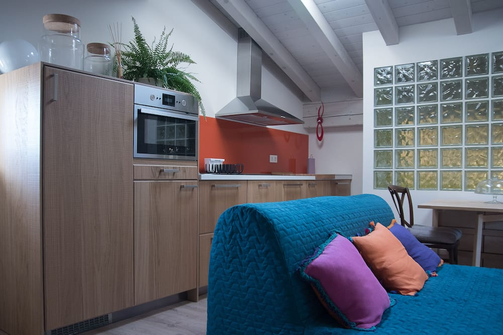 شقة حصرية (Amalur) - منطقة المعيشة