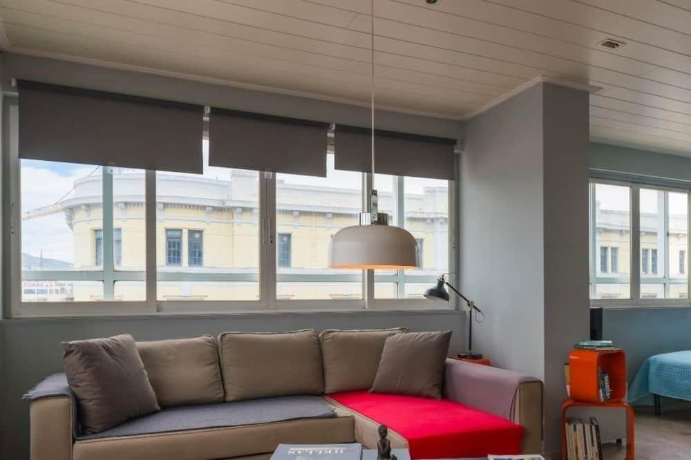 樓中樓客房 - 客廳